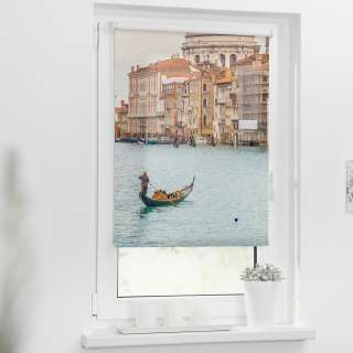home24 Verdunklungsrollo Venedig Canal Grande