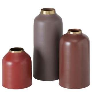 home24 Vase Tonota (3-teilig)