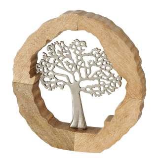 home24 Dekoaufsteller Tree