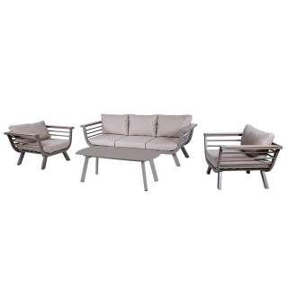 home24 Lounge-Gruppe Aroa (4-teilig)