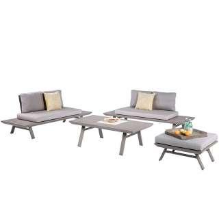 home24 Lounge-Gruppe Celia (4-teilig)