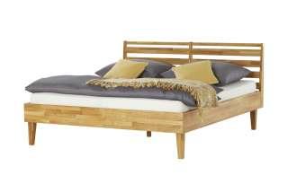 Doppelbettgestell  Kington ¦ holzfarben Betten > Futonbetten - Höffner