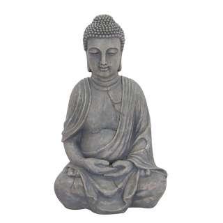 home24 Gartenfigur Buddha