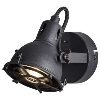 home24 LED-Wandleuchte Jesper