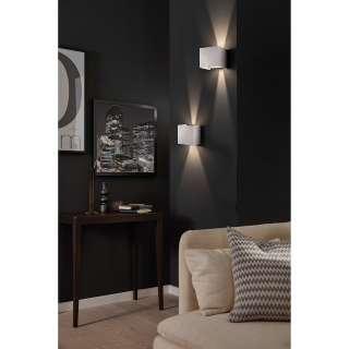 home24 LED-Wandleuchte Atassu IV