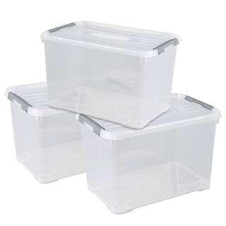 home24 Aufbewahrungsbox Handy+ I (3er-Set)