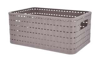 Rotho Aufbewahrungsbox  Country ¦ lila/violett ¦ Kunststoff Aufbewahrung > Aufbewahrungsboxen > sonstige Aufbewahrungsmittel - Höffner