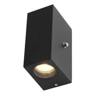 home24 LED-Wandleuchte Buitenlampen VI