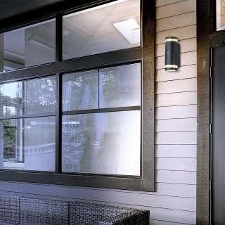 home24 LED-Wandleuchte Buitenlampen XI