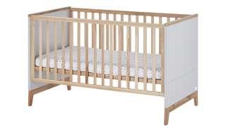 Kinderbett  Tilda ¦ grau Baby > Babymöbel > Babybetten - Höffner