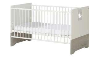 Kinderbett  Mare ¦ weiß Baby > Babymöbel > Babybetten - Höffner