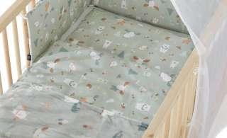 Alvi Bettset  Baby Forest ¦ grün ¦ Bezug: 100% Baumwolle, Füllung: 100% Polyester Baby > Baby Textilien > Baby Bettwaren - Höffner
