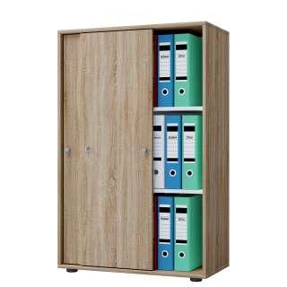 home24 Büroschrank Lona XL