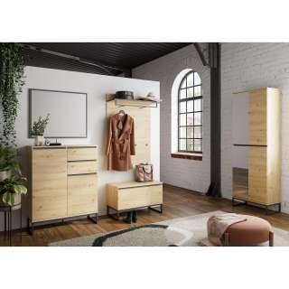 home24 Garderobenpaneel Lezay