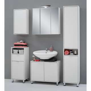 home24 Waschbeckenunterschrank Carrascal