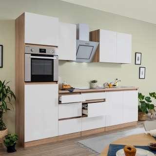 home24 Küchenzeile Melano I (8-teilig)