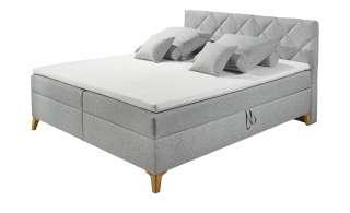 uno Polsterbett  Alva ¦ grau Betten > Polsterbetten - Höffner