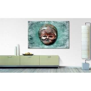 home24 Wandbild Luna Face