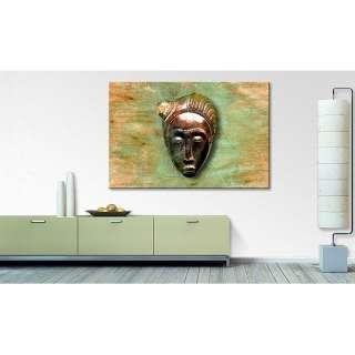 home24 Leinwandbild Mask I