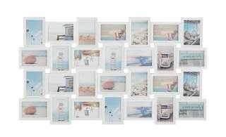 Bilderrahmen Collage ¦ weiß ¦ Kunststoff Dekoration > Bilderrahmen - Höffner