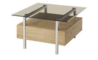 Couchtisch   Münk ¦ holzfarben Tische > Couchtische > Couchtische rechteckig - Höffner
