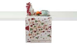LAVIDA Tischläufer  Goblin Weihnachtsbaum ¦ mehrfarbig ¦ 65% Polyester, 35% Baumwolle Heimtextilien > Tischwäsche > Tischläufer - Höffner