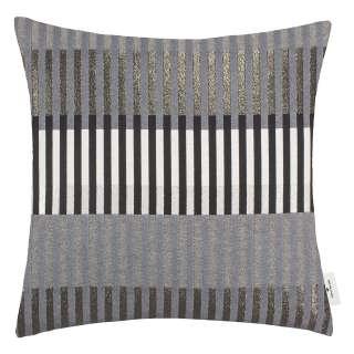 home24 Kissenbezug Glamour Stripe