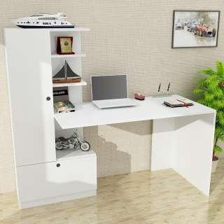 home24 Schreibtisch-Kombination Aidu