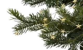 LED Lichterkette Sterne ¦ silber Lampen & Leuchten > Innenleuchten > Lichterketten & Dekoleuchten - Höffner