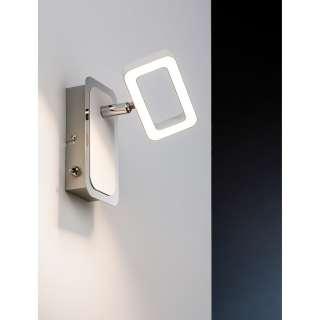 home24 LED-Wandleuchte Chichest