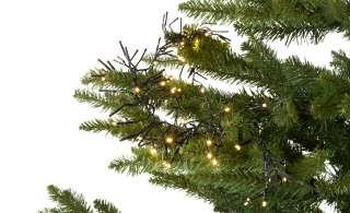 LED Lichterkette Cluster ¦ schwarz Lampen & Leuchten > Außenleuchten - Höffner