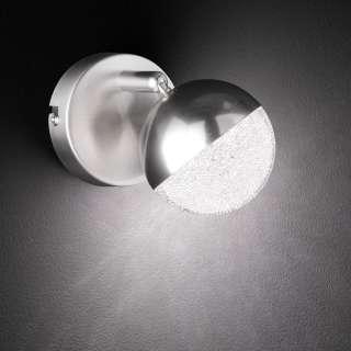 home24 LED-Wandleuchte Sanan II