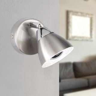 home24 LED-Wandleuchte Fres