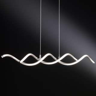 home24 LED-Pendelleuchte Bonney