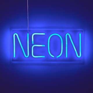 home24 LED-Wandleuchte Neon