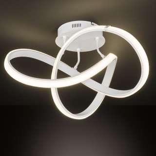 home24 LED-Deckenleuchte Indigo