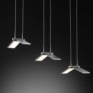 home24 LED-Pendelleuchte Livia