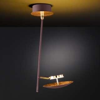 home24 LED-Deckenleuchte Salem
