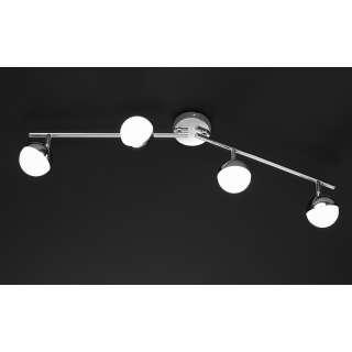 home24 LED-Deckenleuchte Sanan II