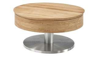 Couchtisch   Moraas ¦ holzfarben Tische > Couchtische > Couchtische rund - Höffner