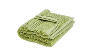 VOSSEN Frottier-Serie  Soft Dreams ¦ grün ¦ 100% Baumwolle Badtextilien und Zubehör > Handtücher & Badetücher > Gästetücher - Höffner