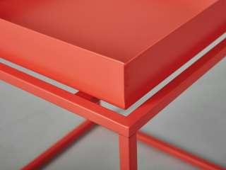 Beistelltisch Club NY ¦ orange Tische > Beistelltische > Beistelltische ohne Rollen - Höffner