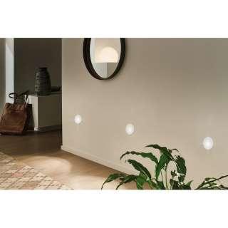 home24 LED-Wandleuchte Ettal