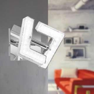 home24 LED-Wandleuchte Lea