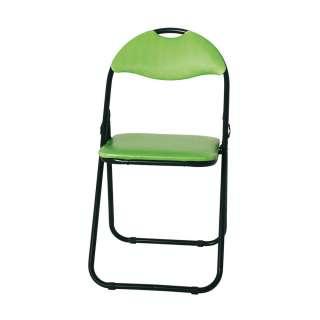 Stuhl in Grün klappbar (6er Set)
